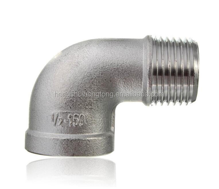 street elbow 45 degree male female npt thread
