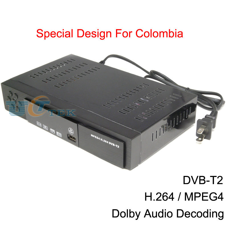dvb t2 digital tv receiver hd 1080p dvb t2 set top box. Black Bedroom Furniture Sets. Home Design Ideas