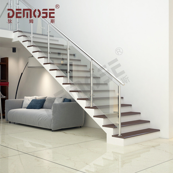 Stainless Steel Staircase Designs For Marble Buy Staircase