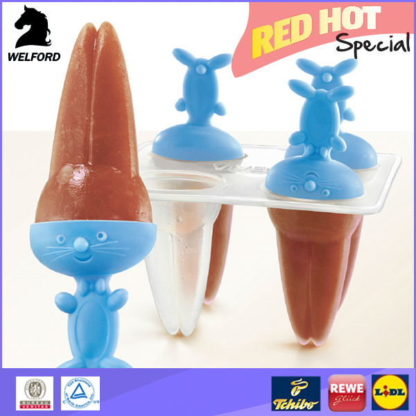 hot selling frozen ice cream color vary ice cream moulds