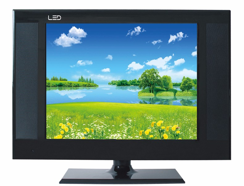 Second Hand 14 Inch Dc Powered Lcd Tv Spare Parts Main