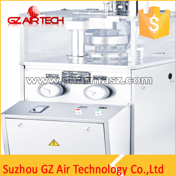 ZP-12 ebhanced automatic rotary tablet machine with GMP standard