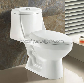 Cheap price one piece ceramic toilet sanitary ware one for Master sanitary price list