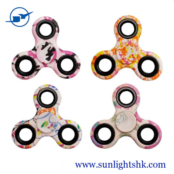 plastic game spinners toy spinner gyro for promotion gifts