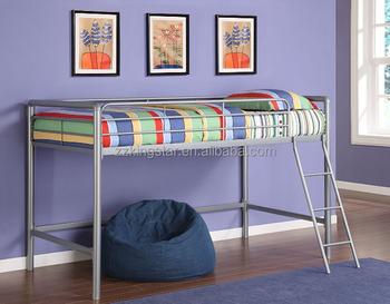 Soppalco Camera Da Letto Moderno : Bambini mobili camera da letto moderna junior metallo basso letto
