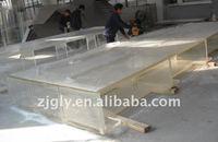 Seaclear acrylic aquarium for project