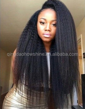 Wholesale Grade 8a Virgin Brazilian Hair Kinky Straight Natural Hair