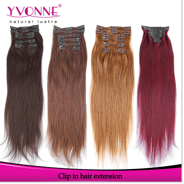 Hair Extension Industry Human Hair Extensions