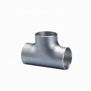 High Pressure Female Thread Carbon Steel Forged 3 Way equal tee pipe fittings