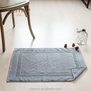 Washable Bathroom Bath Rug, Bath Mat For Hotel Bathroom