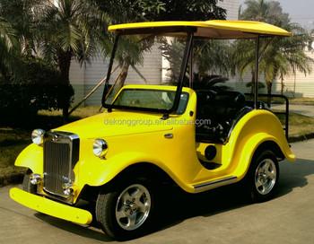 4 Passenger Mini Golf Cart 48 Volt Golf Cart With Ce Copy Club Car