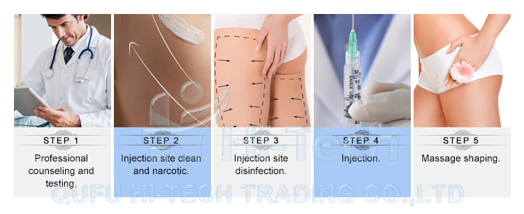 5CC Deep line Lip Fullness injectable dermal filler facial lifting injection hyaluronic acid