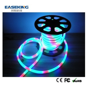 Color Changing Led Neon Rope Light