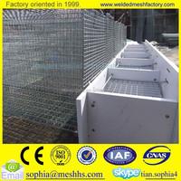 wire breeding mink cage