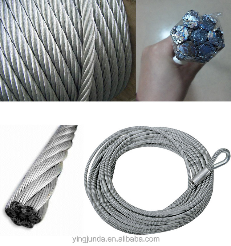 Endless Wire Rope Sling Galvanized Steel Wire Rope Sling Wire Rope ...
