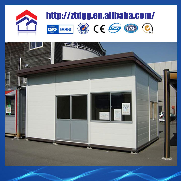 Professional design low cost mobile toilet and shower from China manufacturer