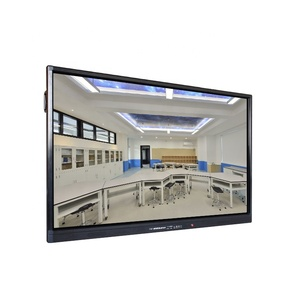 65 Inch Panel Interactive LCD Touch Screen Monitor