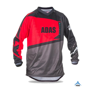 Custom Downhill Mountain Bike Jersey 58de2b3da