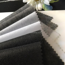 non woven fusible fabric interlining