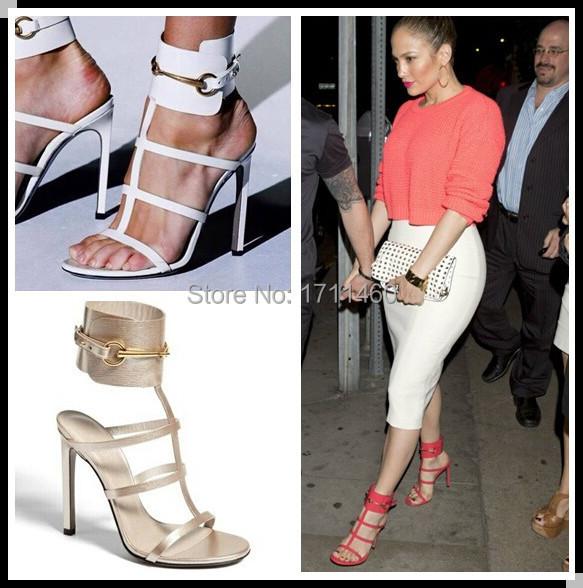 317617b50666 Gladiator Style High Heels. Hot Selling 2015 Summer Celebrity Style  Gladiator Sandals ...