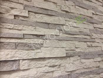 Liviano panel piedra poliuretano para revestimiento de pared buy revestimiento de pared panel - Panel piedra exterior ...