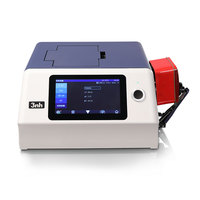 Car Paint Scanner Surface Color Checker Desktop Spectrophotometer Accuracy Color Matching Machine