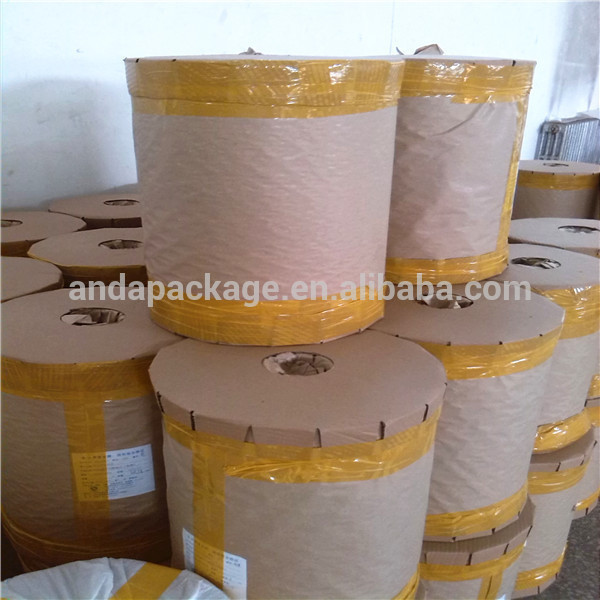 Custom printing washing powder packing film, PET/PE two layer laminated plastic film for soap/Laundry Detergent