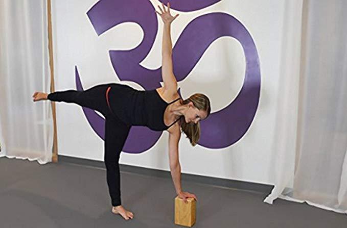 bamboo yoga block  Details 9
