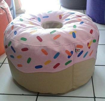 Donut Beanbag Chair