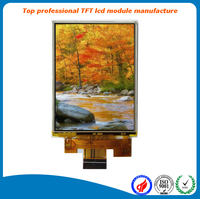 IPS Full Viewing Angle 320x240 dots 2.8 inch qvga tft lcd