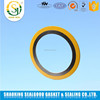 China Wholesale with outer ring spiral gasket wound
