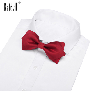Boys Bow Ties and Neck Ties Men Wedding Set Gift Packaging Bow Tie for Boys