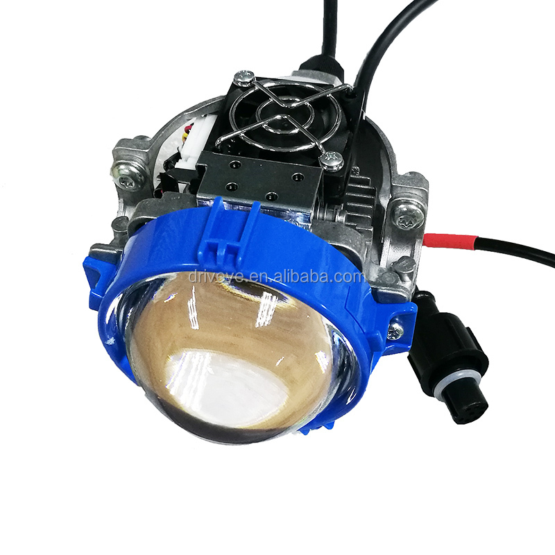 <strong>Auto</strong> BI LED Projector Lens led projector headlight