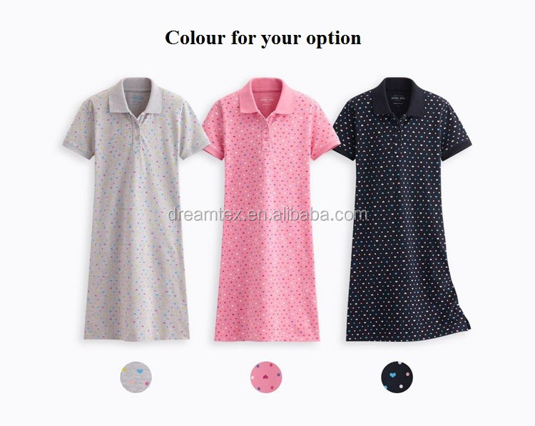 PIMA cotton best sales high quality ladies classic custom women polo