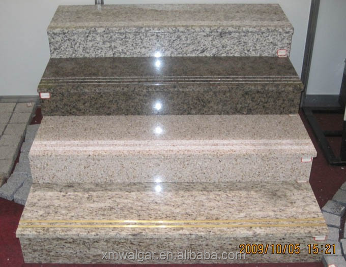 varios pisos de granito granito escaleras chino barato escalera