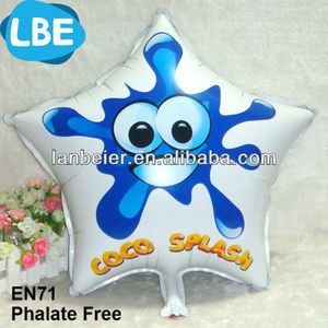 18 inch advertising thailand waterpark balloons