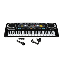 Factory Direct Sale 54 Keys Toy Electronic Organ Keyboard with 100 Tones 100 Rhythm