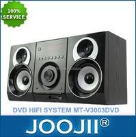 Mini DVD Combo System with USB/FM Radio