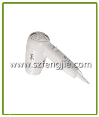 Hot selling professional factory design quiet and long life motor hair dryer for wall-mounted and drawer-kept