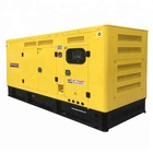 Low fuel consumption 100kva soundproof diesel generator 80kw electric generator with 6BT5.9-G1 engine