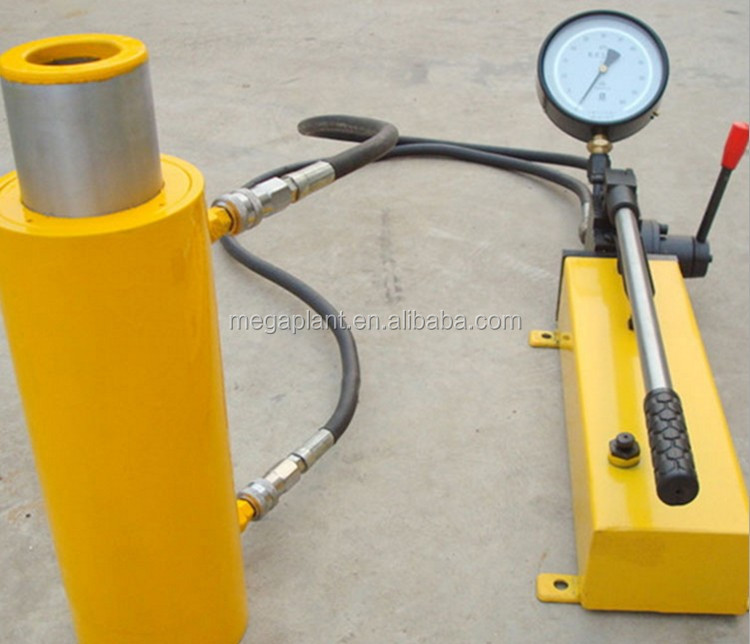 High quality Hydraulic Cylinders/Jacks/Rams 5 - 1000 tons