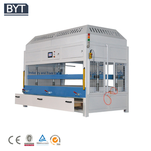 Factory Promotion Thermocol plate machine BY2700 with CE