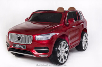 12v licensed volvo xc90 kids ride on car battery powered remote control wfree mp3