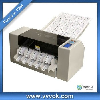 Automatic Business Card Cutter Price