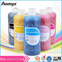 Aomya ink direct buy China zhuhai Eco solvent ink for Epson DX5