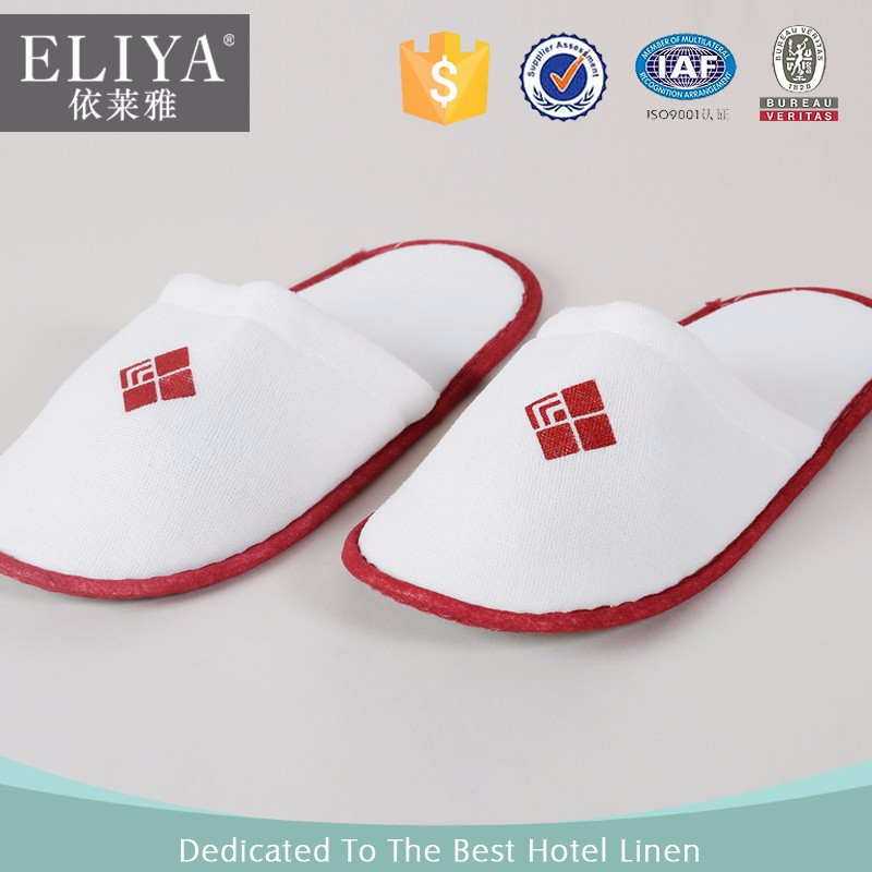 Hot sale hotel linen !ELIYA hotel and home slippers with high quality