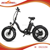 lady style 20 inch mini pocket fat tire electric bike