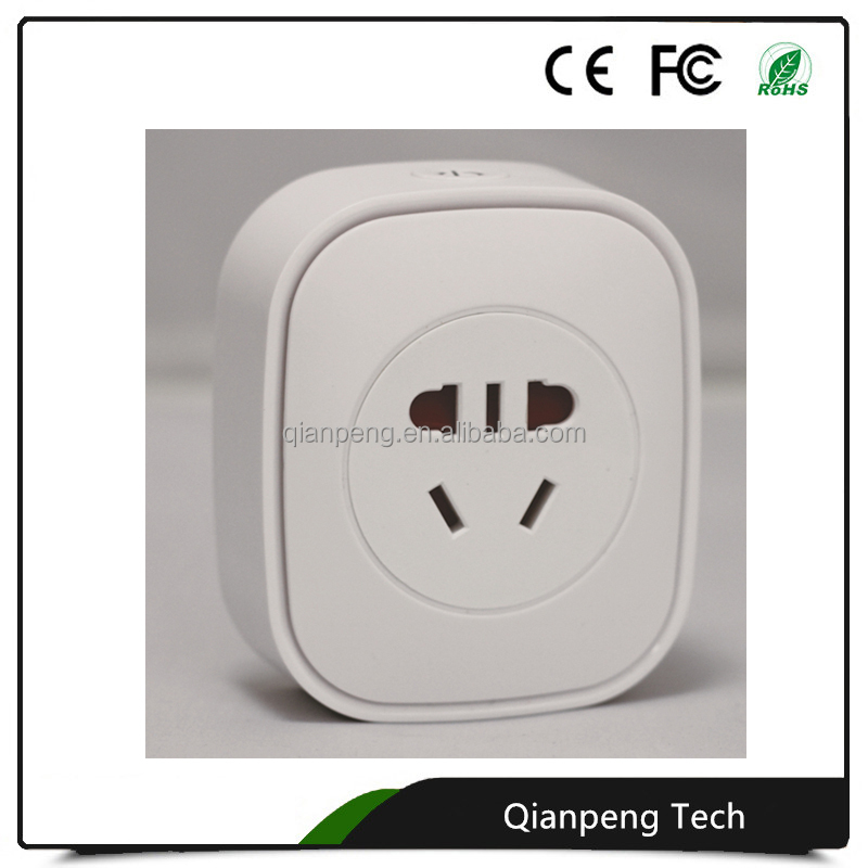 Smart home automatic Zigbee AU 10A power wall socket plugs