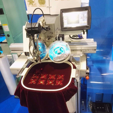 ultrasonic hot fix rhinestone setting machine prices for fabric