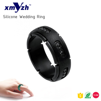 Mens And Womens Silicone Wedding Ring Buy Mens Silicone Wedding